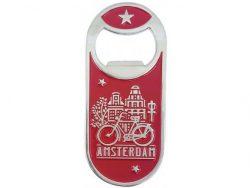 Opener - Magneet - Amsterdam - Rood