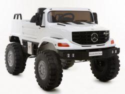 Mercedes Zetros - Lederzitje - Softstart