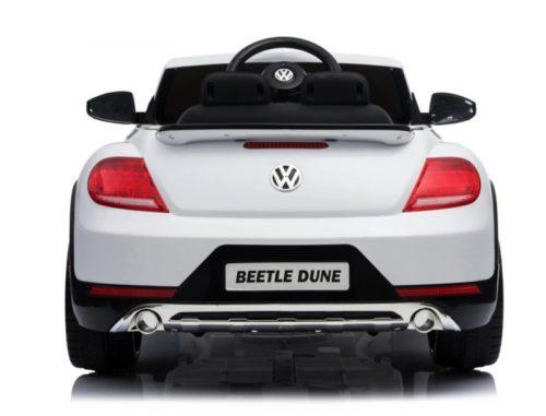 Volkswagen Beetle - Softstart - Bluetooth - Wit
