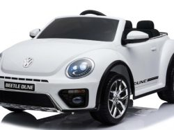 Volkswagen Beetle - Softstart - Bluetooth - Wit