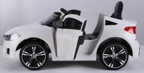 BMW 6GT 12V - WIT, Softstart, Multimedia