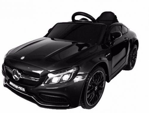 Mercedes C63S AMG - Zwart - Softstart