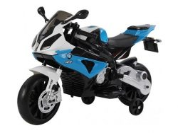 BMW S1000, Kinder Accu Motor, 12 volt, 2x snelheden
