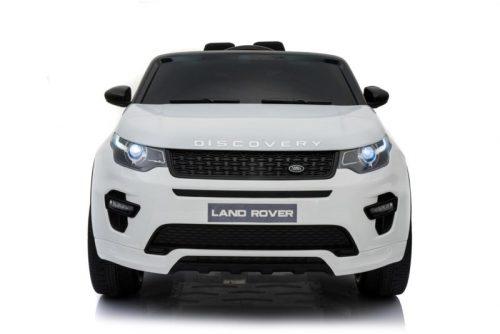 Land Rover Discovery Wit - MP4 TV scherm - Softstart