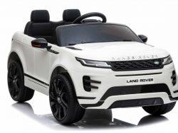 Range Rover Evoque - Wit - Bluetooth - Softstart