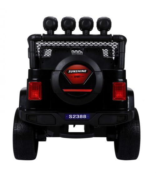 Monster Jeep 4x4 - Rubberbanden - Softstart - Multimedia