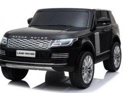 Range Rover Autobiography HSE Zwart - MP4 - Multimedia en Softstart
