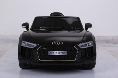 Audi R8 - Softstart - Zwart - Multimedia