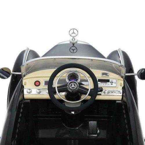 Mercedes Benz 300 S - Zwart Metalic - Softstart en Multimedia