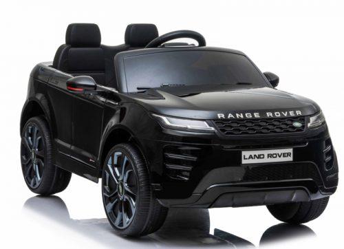 Range Rover Evoque - Zwart - Bluetooth - Softstart