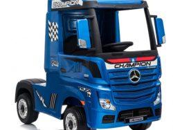 Mercedes Actros - Blauw - Widescreen Multimedia - 4WD - Softstart