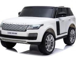 Range Rover Autobiography HSE Wit - MP4 - Multimedia en Softstart