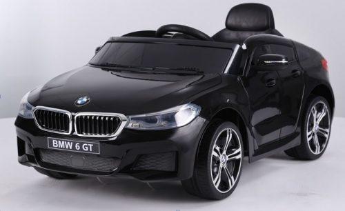 BMW 6GT 12V - Zwart , SoftStart, Multimedia