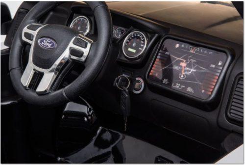 Ford Ranger - Politie - Multimedia - 12 V - Multimedia