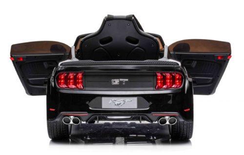 Ford Mustang GT-500 - MP4 Scherm - Softstart - Zwart
