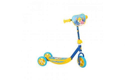 Baby Shark step - Kinderen - Blauw Geel