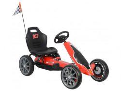 Scuderia Ferrari Go Kart - Groot  - Rood