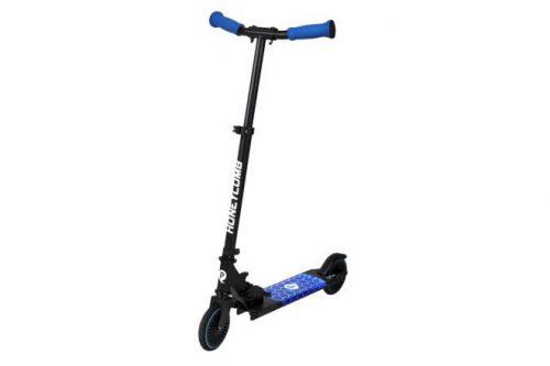 QPlay Honeycomb Step - Kinderen - Blauw - Met Led verlichting - Stunt Step