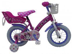 Disney Minnie Cutest Ever! Kinderfiets - Meisjes - 12 inch - Roze
